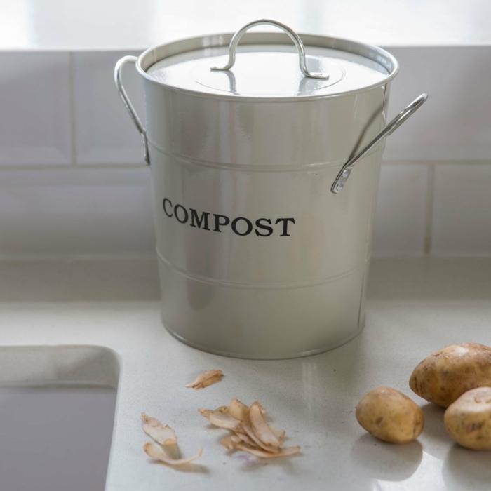 composter pour une cuisine zéro déchet