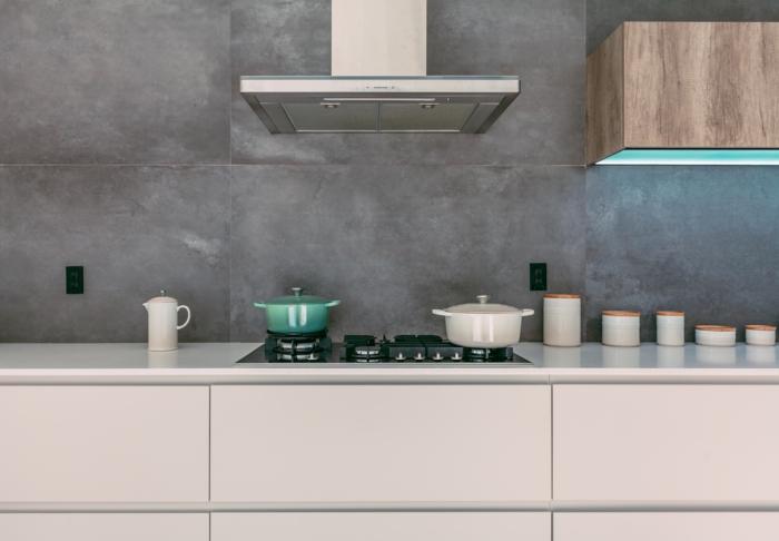 cuisine moderne gaz naturel chauffage au gaz avantages