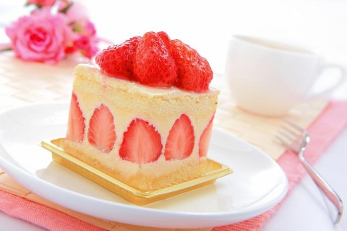 dessert estival recette fraisier