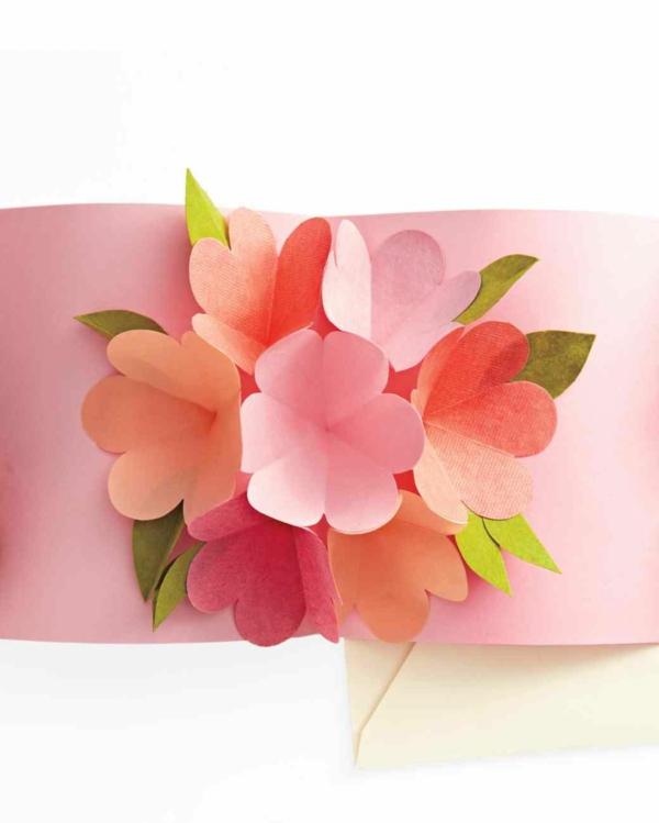faire carte fête des mères personnalisée carton