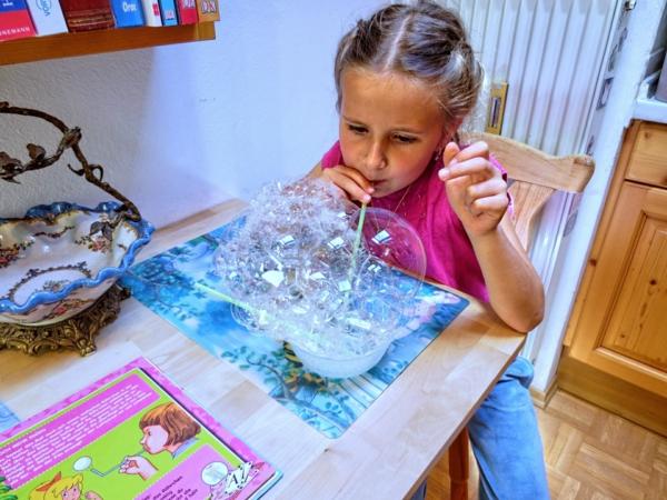 idée activité enfants recette bulles de savon diy