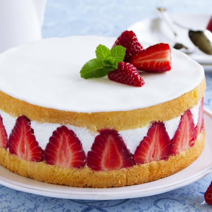 idée recette fraisier