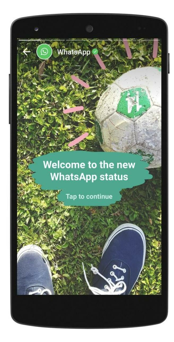 lancement de publicités sur whatsapp