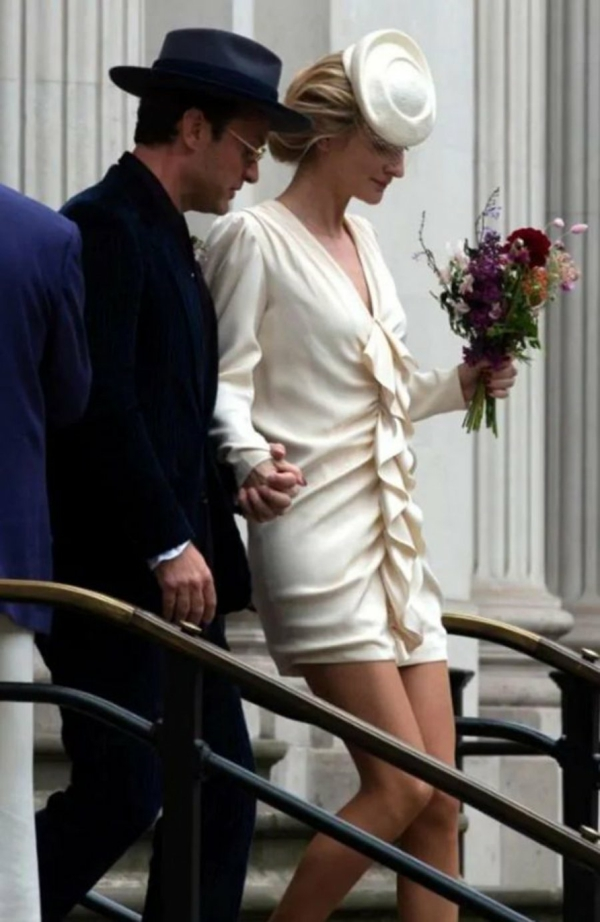 mariage jude law phillipa coan londres 30 avril 2019