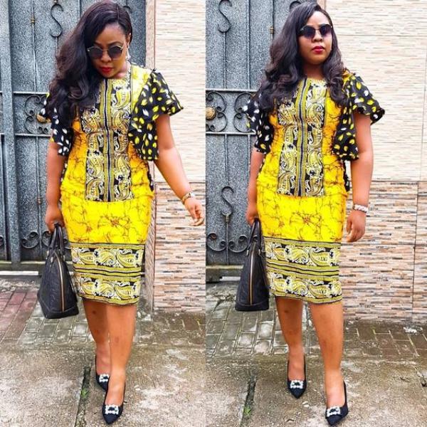 mode africaine femme 2019 jolie idée