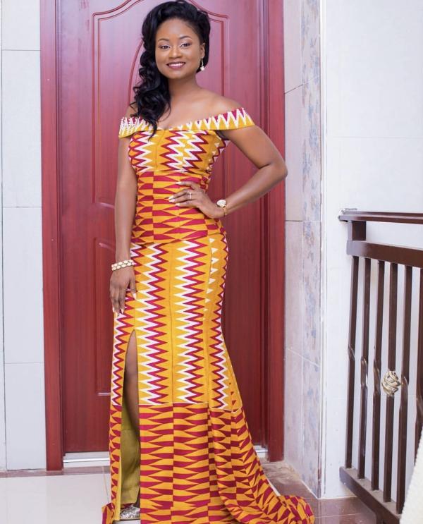 mode africaine femme 2019 une jolie robe de soirée