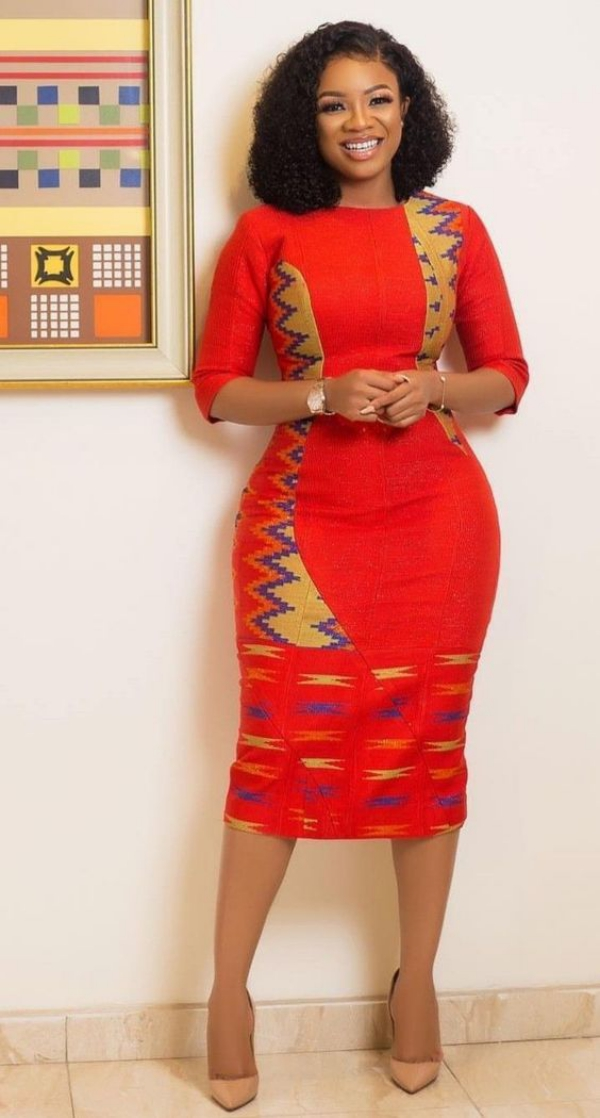 mode africaine femme 2019 une robe sympa