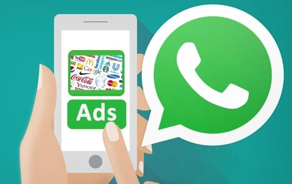 monétisation de whatsapp publicités