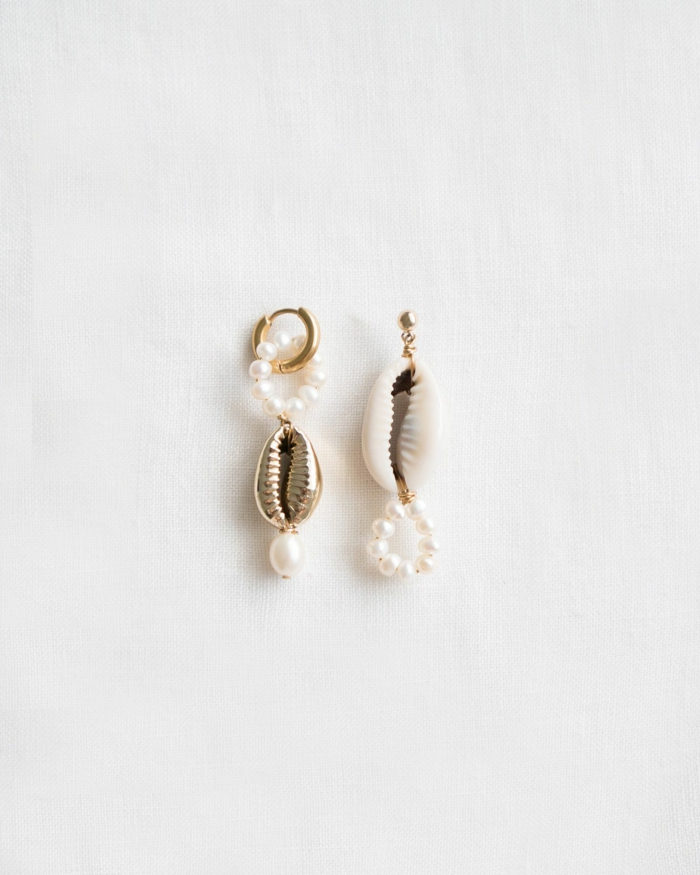 pendentifs bijoux coquillage