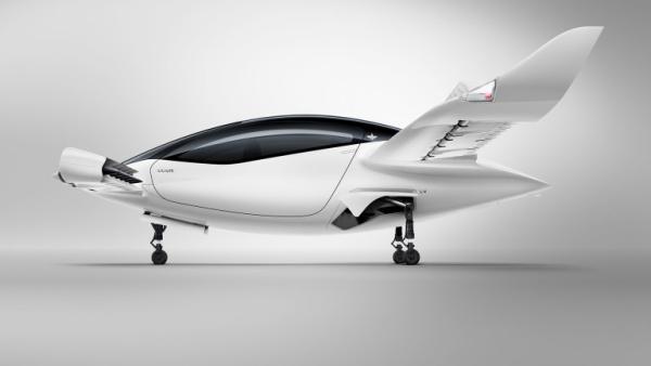taxis volants prototype essai