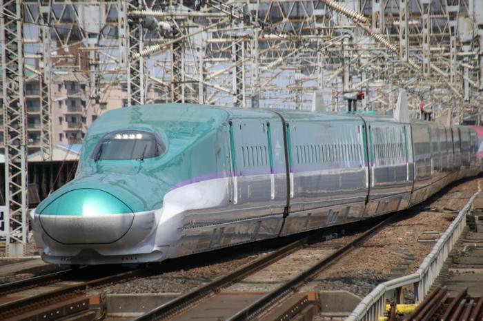 train à grande vitesse tgv japonais sinskansen