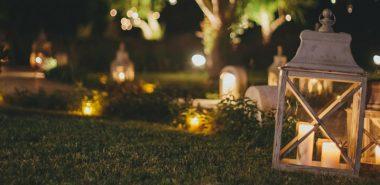 Éclairage de jardin pour une inspiration romantique