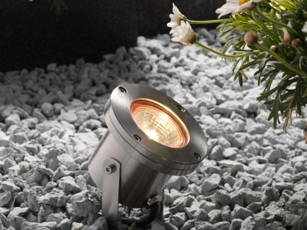 éclairage extérieur lampe projecteur led