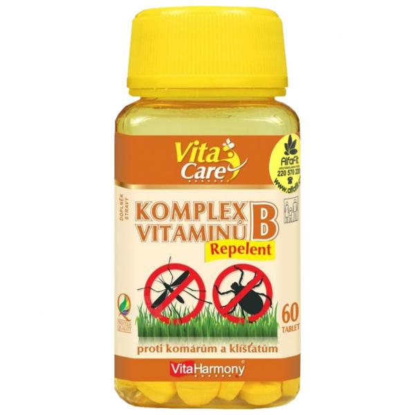 éloigner les moustiques complexe de vitamines