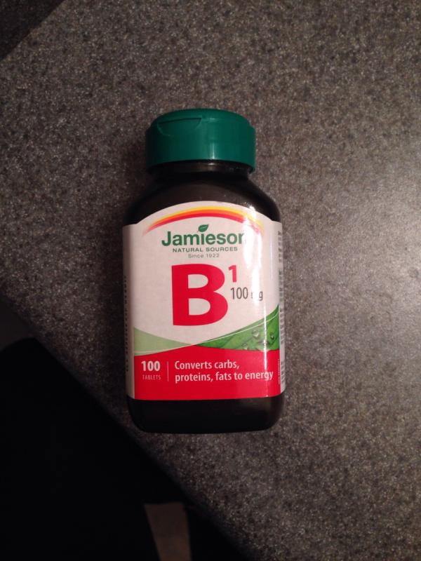 éloigner les moustiques vitamine B1
