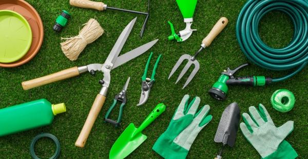 5 façons d'utiliser le savon de Castille dans le jardin désinfection outils de jardin