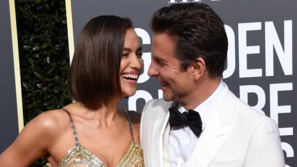 Bradley Cooper, Irina Shayk et Lady Gaga un bonheur manifeste