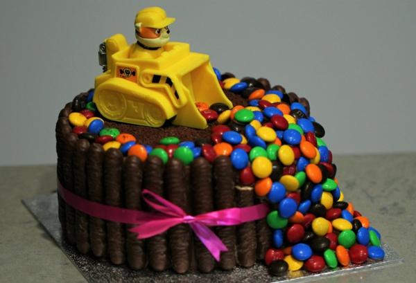 Gâteau Pat Patrouille - recettes et 50 idées de design gâteau au chocolat chien ruben paw patrol