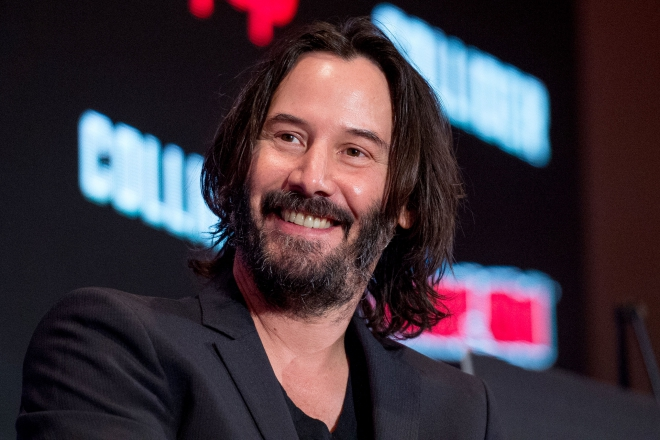 Keanu Reeves chez Marvel
