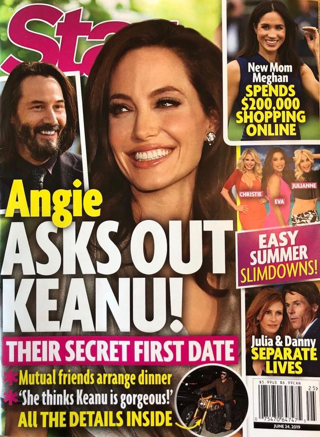 Keanu Reeves dernières rumeurs