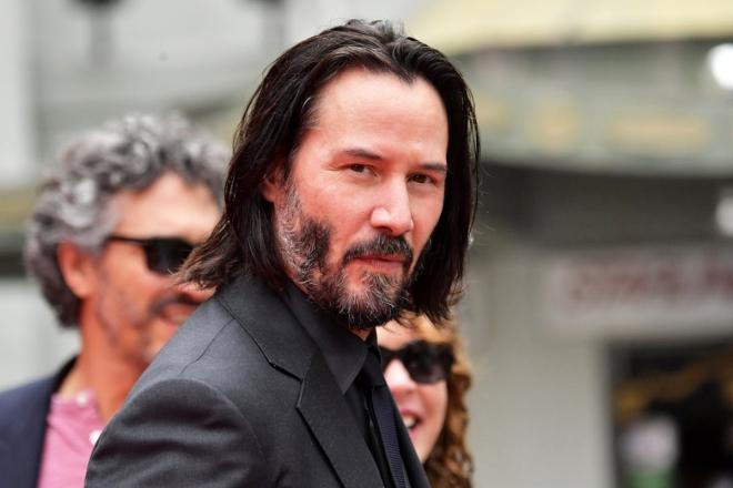 Keanu Reeves engagé dans des causes