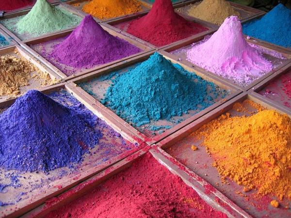 Utiliser les pigments dans vos projets DIY pigments d'Inde