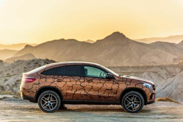 Wrapping voiture avantages et 50 idées déco à copier Mercedes Benz Almeria