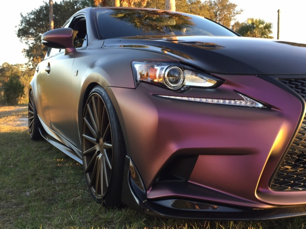 Wrapping voiture avantages et 50 idées déco à copier Oracal 975 Carbone