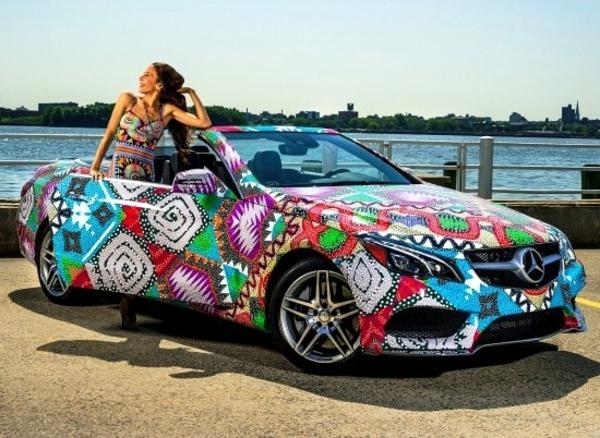 Wrapping voiture avantages et 50 idées déco à copier design créatif