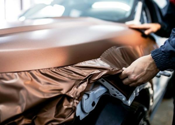 Wrapping voiture avantages et 50 idées déco à copier effet mat