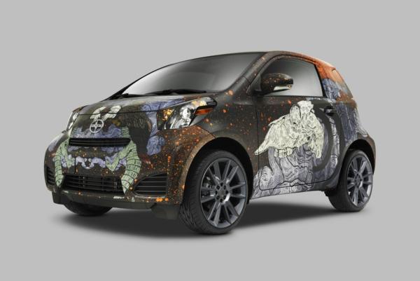 Wrapping voiture avantages et 50 idées déco à copier futurisme