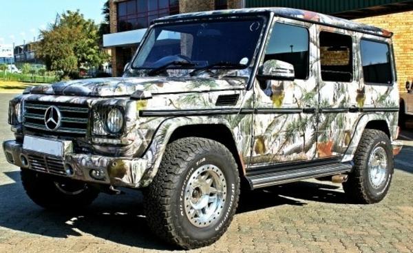 Wrapping voiture avantages et 50 idées déco à copier jeep off road