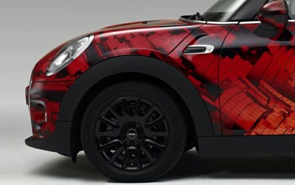 Wrapping voiture avantages et 50 idées déco à copier mini cooper