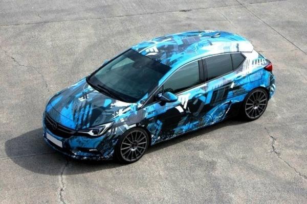 Wrapping voiture avantages et 50 idées déco à copier opel astra