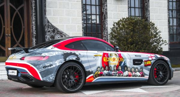 Wrapping voiture avantages et 50 idées déco à copier porsche 911 gt2
