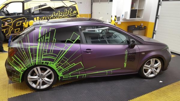 Wrapping voiture avantages et 50 idées déco à copier toyota supra