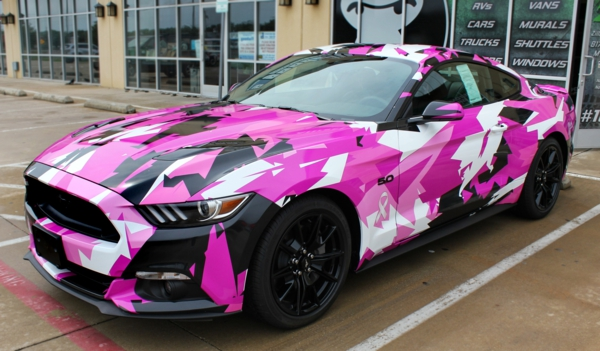 Wrapping voiture avantages et 50 idées déco à copier voiture de sport