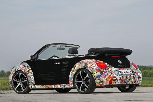 Wrapping voiture avantages et 50 idées déco à copier volkswagen beetle