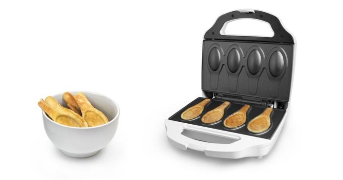 appareil pour préparer votre vaisselle comestible