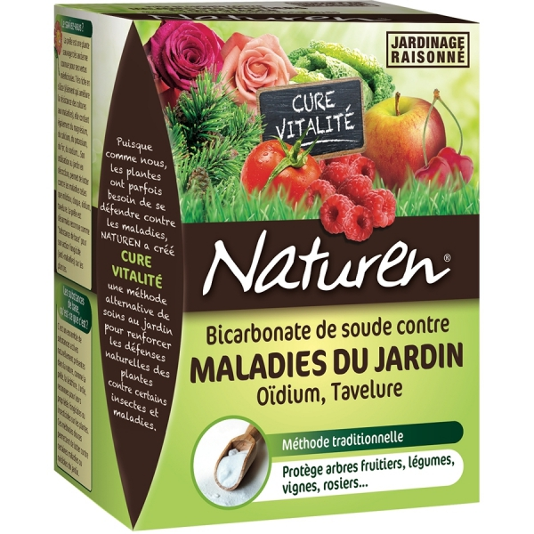 bicarbonate de soude protection naturelle