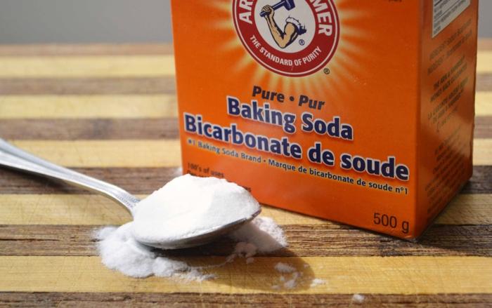 bicarbonate de soude soulager un coup de soleil