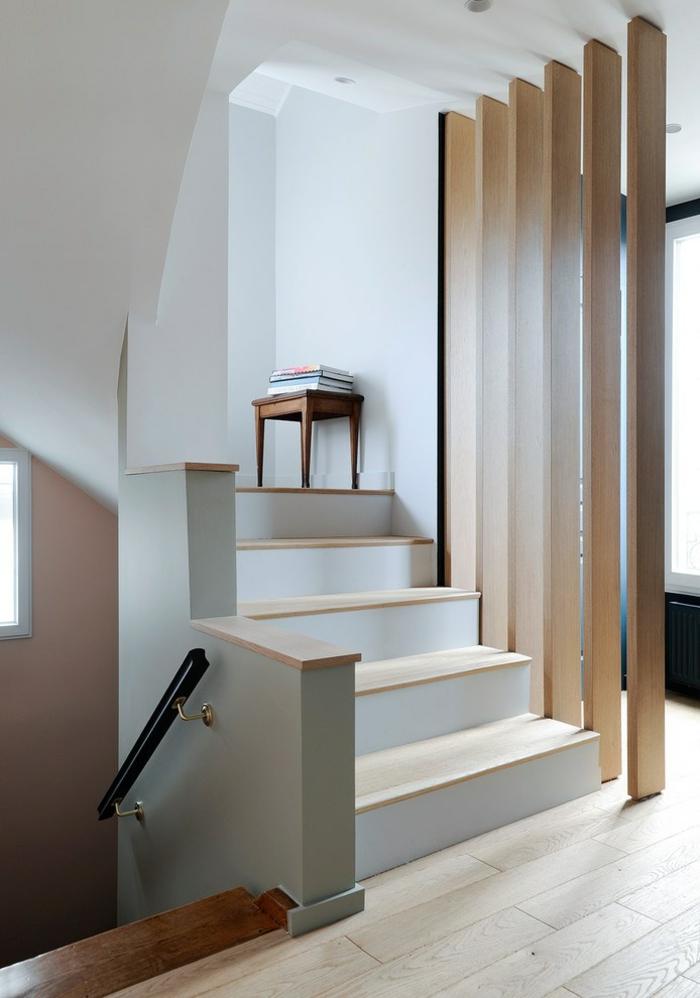 claustra escalier idée
