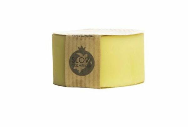 crème naturelle solide et bio au beurre de karité comme avant bio