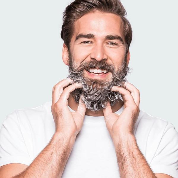 crème naturelle solide et bio au beurre de karité rituel beauté sain soin des cheveux et de la barbe