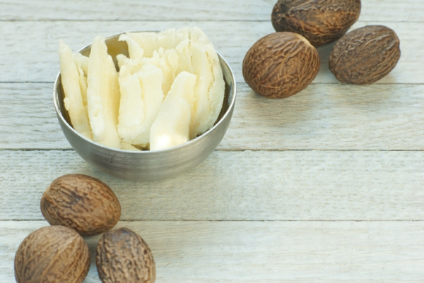 crème naturelle solide et bio au beurre de karité