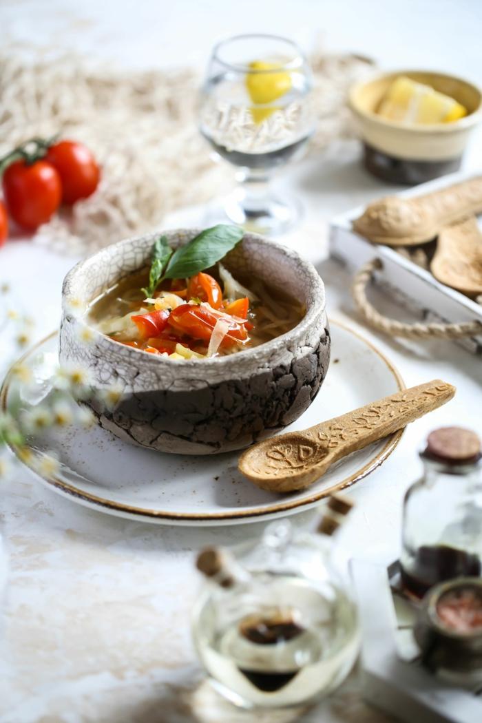 cuillère mangeable idée vaisselle comestible
