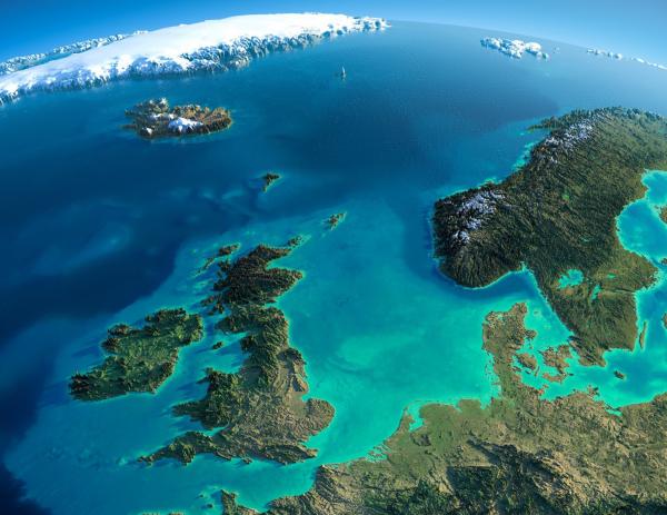 découvertes scientifiques la Mer du Nord