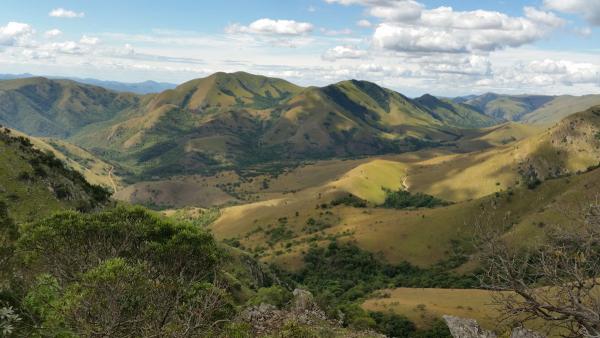découvertes scientifiques montagnes en Afrique