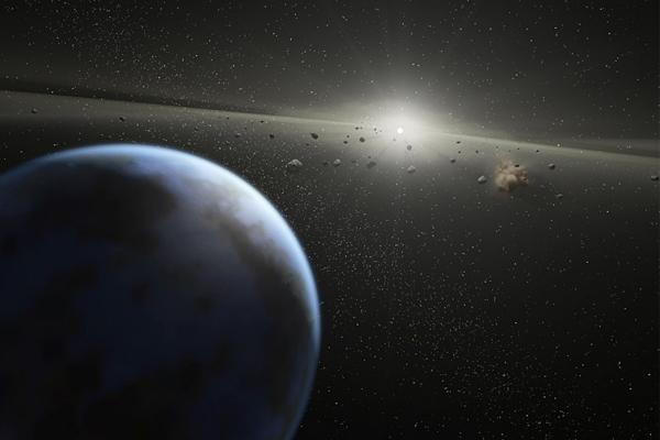 découvertes scientifiques photo de NASA