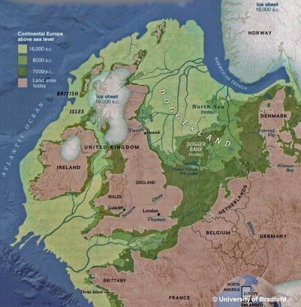 découvertes scientifiques une ancienne carte